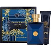 Versace Dylan Blue Pour Homme Edt 100 ml Erkek Parfüm Set