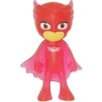 Pijamaskeliler Karanlıkta Parlayan Figür Baykuş Kız PJM37104