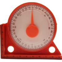 Bts 12103 Mıknatıslı Açı Ölçer Gönye Dereceli 360°