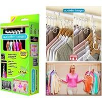 LoveQ Elbise Dolabı Askı Sihirbazı Wonder Hanger