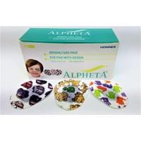 Alpheta Optik Göz Kapama Bandı - Göz Pedi - Renkli Desenli - 5x6,2cm - Çocuk - 100 Adet