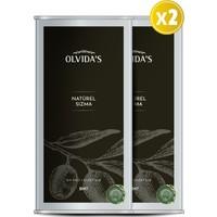Olvida's İkili Set: 2 x Naturel Sızma Zeytinyağı 5 lt