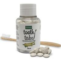 Herbatech Çiğnenebilir Diş Temizleme Tableti (Misvak)