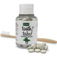 Herbatech Çiğnenebilir Diş Temizleme Tableti (Nane)
