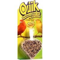 Quik Kanarya Yum.Ballı Kalp Krakeri
