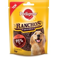 Pedigree Ranchos Biftekli Köpek Ödül Maması 70 Gr
