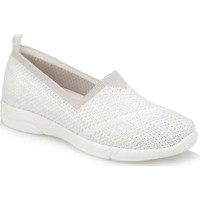 Travel Soft Trv910044 Beyaz Kadın Ayakkabı