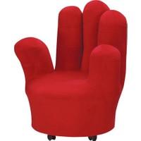KT-5001 Parmak Koltuk Kırmızı