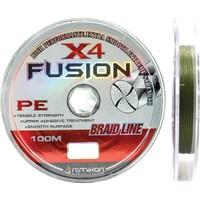 Remixon Fusion X4 İp Olta Misinası 100Mt