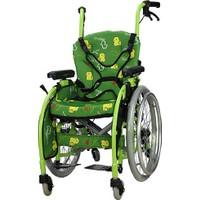 Wollex W983 Çocuk Aluminyum Tekerlekli̇ Sandalye