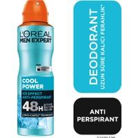 L'Oréal Paris Men Expert Cool Power Anti – Perspirant Deodorant 150 Ml