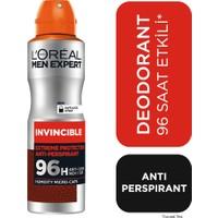 L'Oréal Paris Men Expert Invıncıble Antı-Perspırant Deodorant 150 Ml