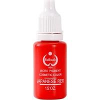 Biotouch Kalıcı Makyaj Boyası 15 ml Japon Kırmızı