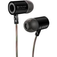 Kz Ed4 Hi-Res Audio Hi-Fi Ses Mikrofonlu Kulakiçi Kulaklık - Siyah