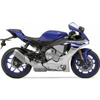 New Ray 1/12 Ölçek Yamaha Yzf-R1 2016 Model Diecast Motosiklet - Mavi