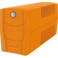 Makelsan ( MU00650L11LX005 ) Lion+ 650 Va USB (1x 7AH) 5-10DK MU00650L11PL005 Güç Kaynaği