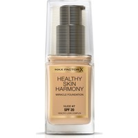 Max Factor Healthy Skin Harmony Miracle Foundation 47 Nude