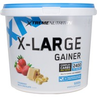 Xtreme X-Large Gainer 5000 gr (Çilek & Beyaz Çikolata)