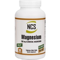 Ncs Magnesium Malat Glisinat Taurat 90 Tablet