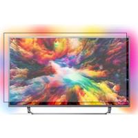 Nunamax Philips 50Pus7303 Uyumlu Tv Ekran Koruyucu