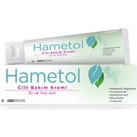 Hametol Ci̇lt Bakim Kremi̇ El ve Yüz İçi̇n 30 gr