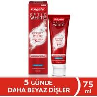 Colgate Optik Beyaz Expert White Beyazlatıcı Diş Macunu 75 ml