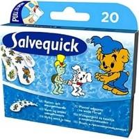 Salvelox Salvequick Suya Dayanıklı Çocuk Yara Bandı 20'li