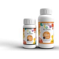Resinin Slim Extra 750 Gr A+B Ekstra Sararma Dirençli Ultra Şeffaf Epoksi Reçine (500 Gr Reçine + 250 Gr Sertleştirici)