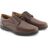 Zümre 3021 Bağcıklı Deri Comfort Yumuşak Erkek Ayakkabı