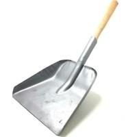 Goldmax Ahşap Saplı Metal Geniş Kürek