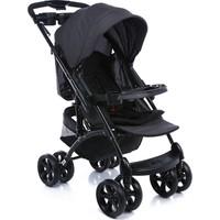Babybee Comfort Çift Yönlü Bebek Arabası Siyah