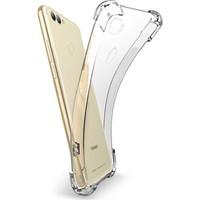 Coverzone Samsung Galaxy A50 Kılıf Ultra Nitro Dört Köşeli Koruma Anti Shock Silikon Kılıf + Nano Glass Nano Ekran Koruma + Dokunmatik Kalem