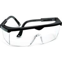 Eltos Ayarlı Çapak Gözlüğü Şeffaf Ce Koruyucu Gözlük