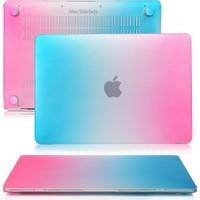 Macstorey Apple Macbook Air A1369 A1466 13 inç 13.3 inç Kılıf Kapak Koruyucu Rainbow Kutulu 184