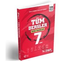 Sınav Yayınları 7. Sınıf Tüm Dersler Soru Bankası