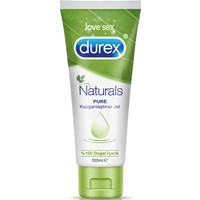 Durex Naturals Pure Kayganlaştırıcı Jel Doğal İçerik 100 ml