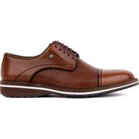 Sail Laker's Fosco Taba Deri Eva Erkek Günlük Ayakkabı