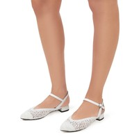 Gökhan Talay Pearl Örgü Sandalet