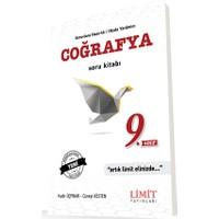 Limit Yayınları Limit 9. Sınıf Coğrafya Soru Bankası - Kadir Üçpınar - Cüneyt Kösten