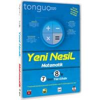 Tonguç Akademi Yeni Nesil Matematik 7'den 8'e Yaz Kitabı