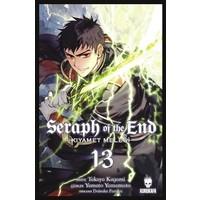 Seraph Of The End / Kıyamet Meleği 13 - Takaya Kagami