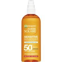 Garnier Ambre Solaire Sensitive Advanced Besleyici Koruyucu Yağ IP50+ 150ML
