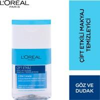 L'Oréal Paris Göz Ve Dudak Makyaj Temizleme Losyonu 125ml