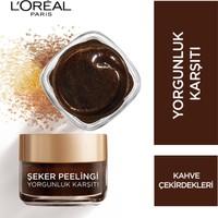 L'Oréal Paris Şeker Peelingi Yorgunluk Karşıtı