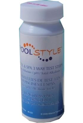 Poolline 3 Fonksi̇yonlu Test Çubuğu