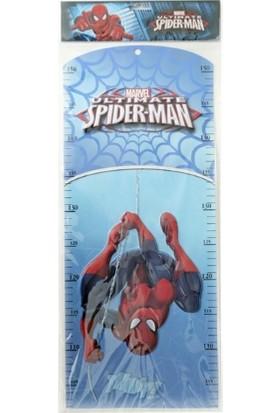 Spider-Man Lisanslı Kabartmalı Boy Cetveli SM-6541