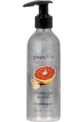 Greenland Vücut Bakımı Parabensiz Duş Jeli Greyfurt - Zencefil 200 ml