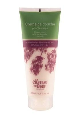 Le Château Du Bois-Vücut İçin Duş Kremi 200 ml