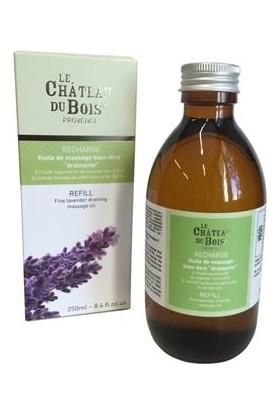 Le Château Du Bois-Yedek Şişe / Cilt Gerginleştirici Masaj Yağı 250 ml
