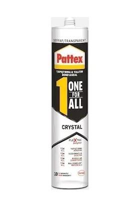 Pattex One For All Crystal 290 GR Şeffaf
